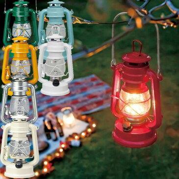 【あす楽対応】ウォームウール LEDフェーリアランタン 選べる7色 / LEDランタン WARM HEURE LEDライト アウトドアキャンプ 非常用 緊急時の備え アンティーク オイルランプ風
