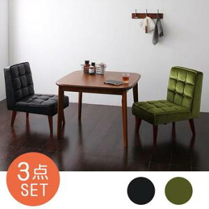 ソファーとダイニングテーブル...