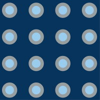 KnirpsX1(クニルプス)折畳み傘/ネイビードット【送料無料】【smtb-F】【P16Sep15】【RCP】