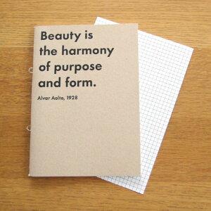ノートブック BEAUTY IS