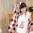 【レンタル】七五三 着物 3歳 セット キッズ 女の子 女子 ガール 着物 晴れ着 祝着 お祝い着  ...