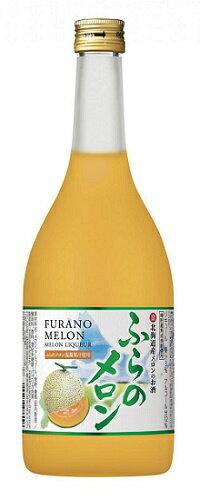 2020年2月25日新発売 寶和りきゅーる北海道産メロンのお酒〈ふらのメロン〉12度720mlx1本