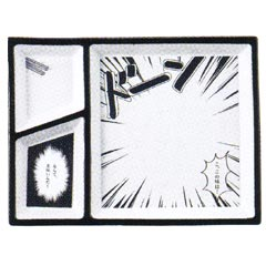サンアート 漫画プレート 美味い・・・ SAN2158-1