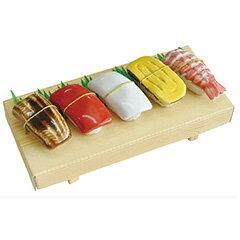 【今なら送料520円〜!】ヤマコー 寿司箸置き 5個セット 88174