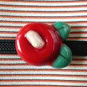 玉椿の帯留(商品番号 WA-180)