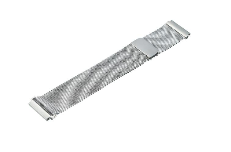 FOSSIL 腕時計 Q TAILOR GAZER ハンド ステンレスベルト ウォッチベルト 交換ベルト ミラネーゼループ 腕時計ハンド シルバ