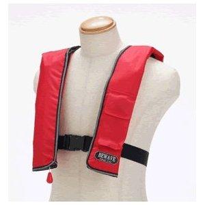 自動膨張式ライフジャケット LG-1 救命胴衣