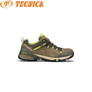 【TECNICA】T-CROSS LOW GTX MS/TAUPE-GREEN