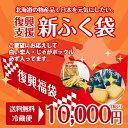 10000円ポッキリ 北海道 復興 福袋 食品 食品ロス 在