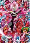 スーパードラゴンボールヒーローズユニバースミッション6弾UR(アルティメットレア)ザマス:合体UM6-SEC3【中古】