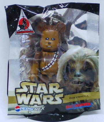 コレクション, フィギュア BERBRICK 70 Chewbacca STAR WARS PEPSI NEX