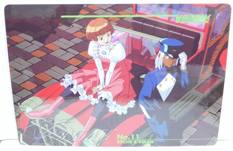 ∀ガンダム(ターンエーガンダム) ポストカード No.11【中古】画像