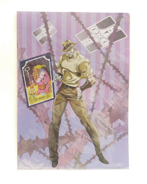 コレクション, フィギュア  The Animation J-WORLD TOKYO A4 JOJOGIOGIO