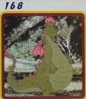 トミー ディズニー チョコパーティ パート7 168 エリオット 「ピートとドラゴン」【中古】