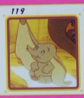 トミー ディズニー チョコパーティ パート5 119 ダンボ 「ダンボ」【中古】