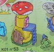 キンダーサプライズ Kinder Surprise k01n53 キノコの家