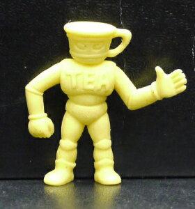 キンケシ キン肉マン消しゴム ゆでたまご 超人 ティーパックマン 黄色