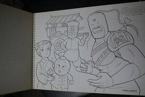 【未使用品】闘将!!拉麺男たたかえラーメンマンスケッチブック当時ものゆでたまご