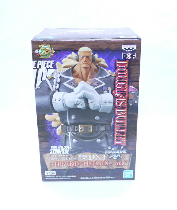 コレクション, フィギュア  ONEPIECE ONE PIECE STAMPEDE DXF THE GRANDLINE MEN vol.7 A