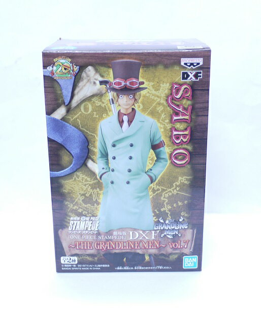 コレクション, フィギュア  ONEPIECE ONE PIECE STAMPEDE DXF THE GRANDLINE MEN vol.7 B