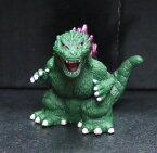 【箱なし・開封品】ゴジラ総進撃 食玩 指人形 バンダイ ゴジラ2000 ※画像の物が全てです。