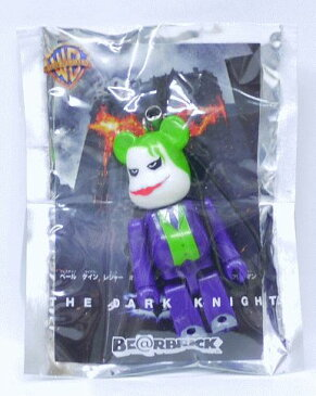 【未開封】BE@RBRICK ベアブリック 70% ストラップ ジョーカー Joker ダークナイト ペプシネックス キャンペーン品 PEPSI NEX【中古】