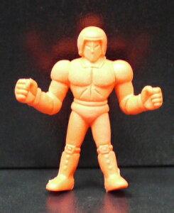 キンケシ キン肉マン消しゴム ゆでたまご 超人 ウォーズマン オレンジ
