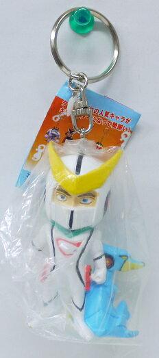【未開封】タツノコキャラクター フィギュアキーホルダー 新造人間キャシャーン キャシャーン【中古】画像