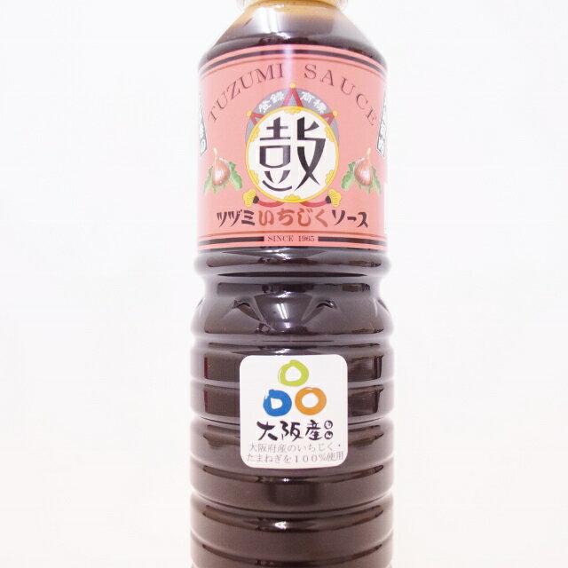 いちじくソース500mlツヅミ食品羽曳野いちじく甘口人気お土産大阪ソース関西