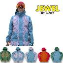 14-15 JEWEL [ ジュエル ]【 RAY JACKET 】 スノーボード SNOWBOARD ウェア レディース ジャケットスノー...