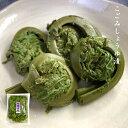 漬物 こごみ しょうゆ漬 140g×3パックセット 山菜 醤油漬け 美味しい 大ぶりこごみ 漬け物 ...