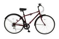 送料無料!!■新品■【自転車】ミムゴ6段変速700C折り畳み自転車ClassicMimugoFDB700C6SMG-CM700C【97】