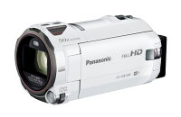 ■新品■【カメラ】PanasonicHDビデオカメラホワイトHC-W870M-W【972802】