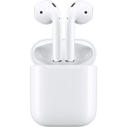 オーディオ, ヘッドホン・イヤホン  APPLE AirPods with Charging Case 2 MV7N2JAAPPLE 978884