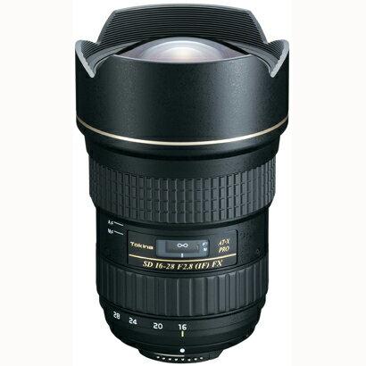 【カメラ】Tokina 超広角ズームレンズ AT-X 16-28 PRO FX 16-28mm F2.8 (IF) ASPHERICAL ニコン用 フルサイズ対応【972247】T