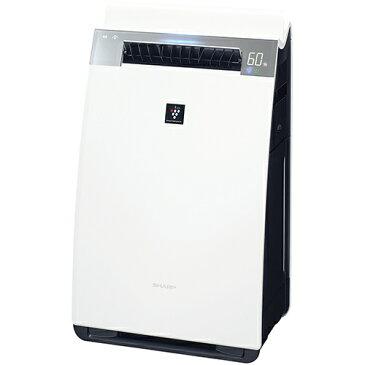 【空気清浄機】 シャープ KI-JX75・シャープ ・加湿空気清浄機 ・プラズマクラスター25000 【978258】