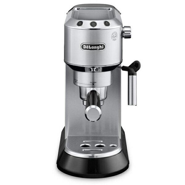 【コーヒーメーカー】 デロンギ デディカ EC680M [メタルシルバー]・デロンギ ・エスプレッソ ・カプチーノメーカー 【978139】T