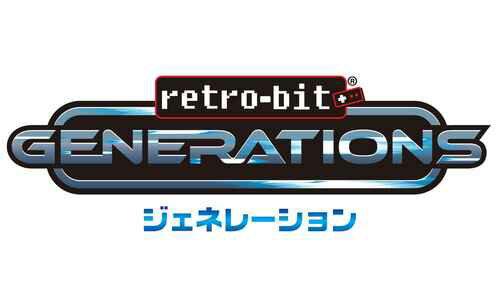 レトロビットジェネレーションロゴ