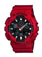 【腕時計】CASIOG-SHOCKGA-100B-4A海外モデル【945324】並行輸入品