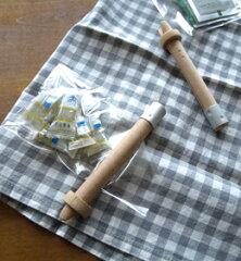 パッキングクリップ【木製】サイズ約13cm(クリップ 袋 かわいい 木製 キッチ…