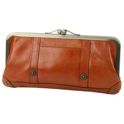 使いやすいがま口長財布「ダコタ リードクラシック がま口長財布」