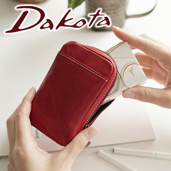 かわいいWプレゼント付 Dakotaダコタタバコケースフォンスタバコケース0035922レディースメンズタバコケース小物ギフト