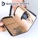 【実用的Wプレゼント付】 BAGGY PORT バギーポート