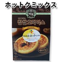 もち米 ホットックミックス  400g(ホットク、韓国食品、インスタント食品、もち、餅)