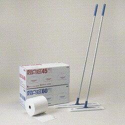 ポルベックダスタークロス60[100枚×3ロール][毛足タイプ][静電気吸着]
