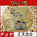 草野ミシッカル「焦がし/香煎」1kg 雑穀 ローカロリー 美肌 便秘韓国の美容・健康の日常食!禅食 ★★