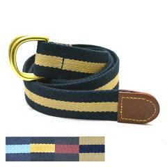 Leather Man Surcingle D-Ring Belt