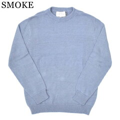 James Charlotte Crewneck Cotton Sweater: Black