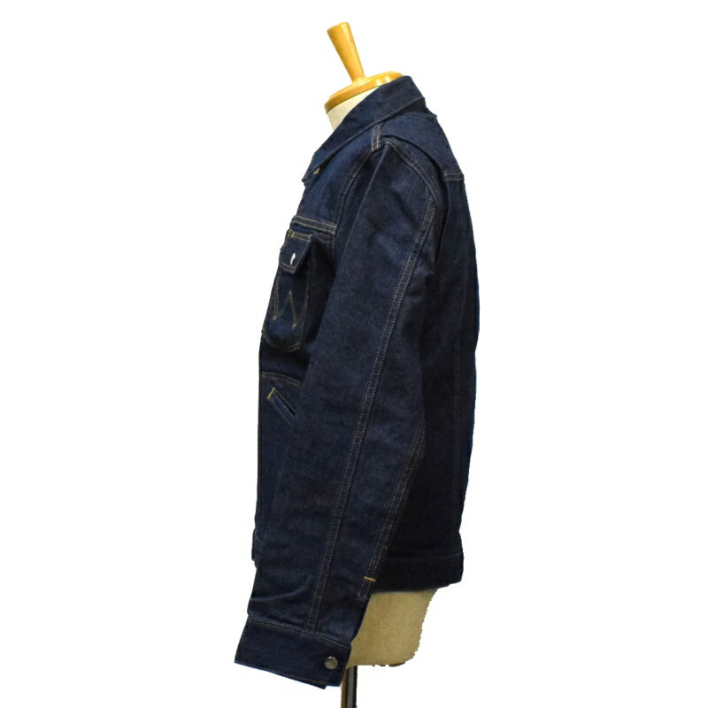Lee(リー)『Wrangler11MJZデニムジャケット』