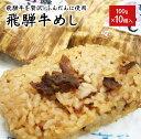 冷凍食品 飛騨牛 めし 10個入(1個 100g)【レンジ】...